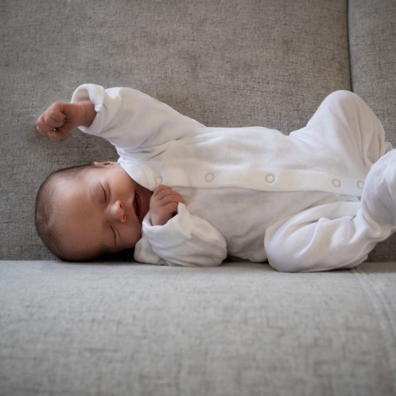 réflexologie émotionnelle bébé